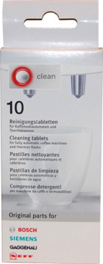Siemens Rengöringstabletter Clean