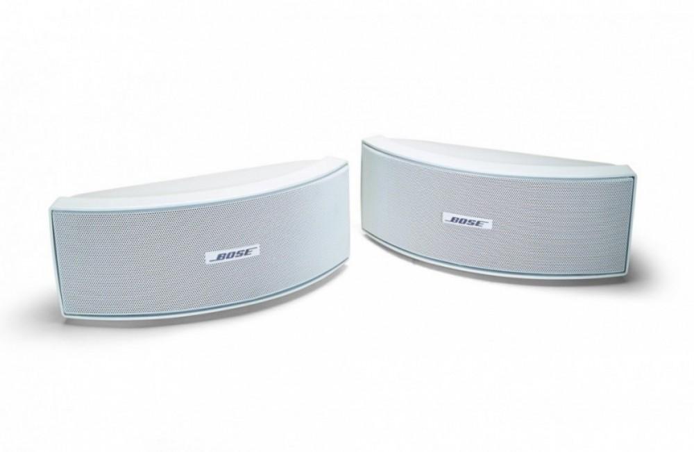 Bose 151 SE-utomhushögtalare Vit - Hallbäcks fdac975aea15c