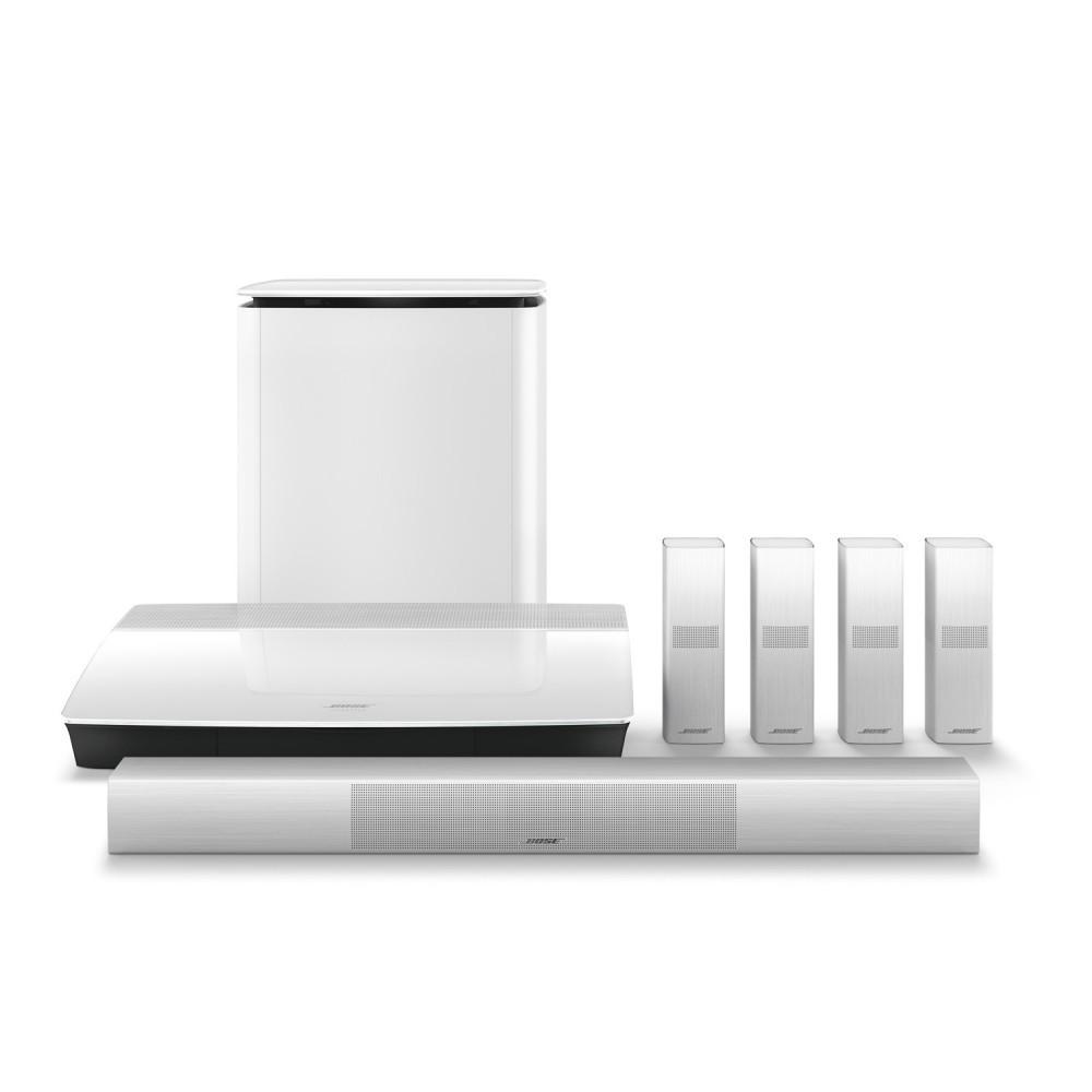 Bose Lifestyle® 650 underhållningssystem Vit