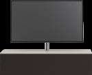 SPECTRAL NEXT NXP24 + TV MOUNT 140 + SCA3 LJUDSYSTEM
