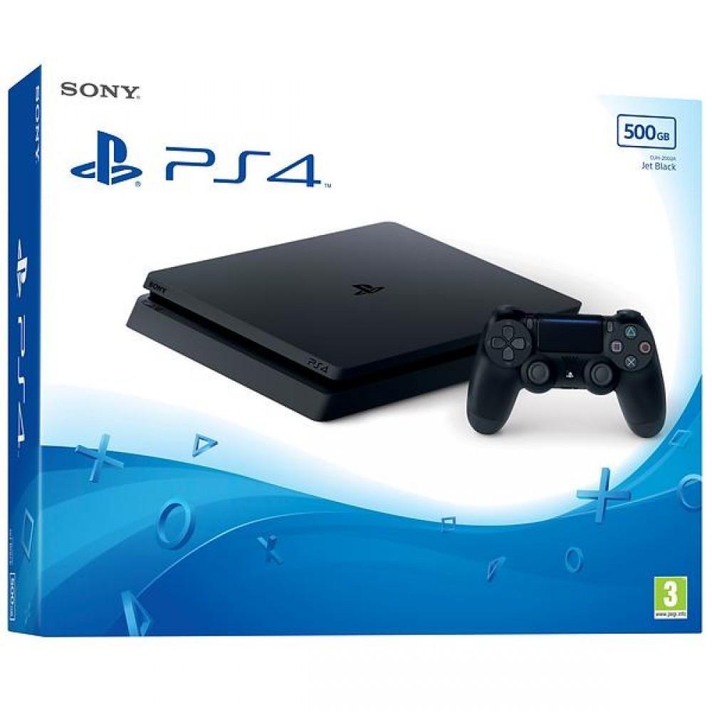 Sony PlayStation 4 Slim 500GB (CUH-2016A)