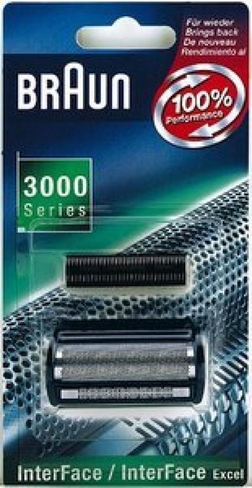 Braun 3000 Foil & Cutter
