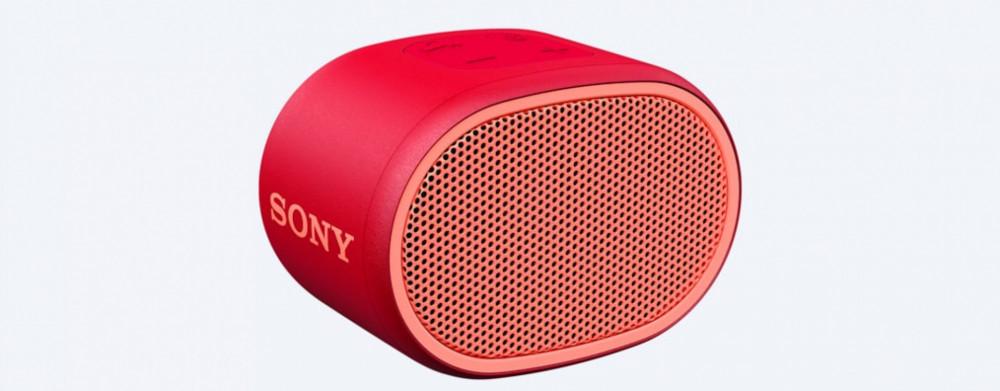 Sony SRS-XB01 Röd