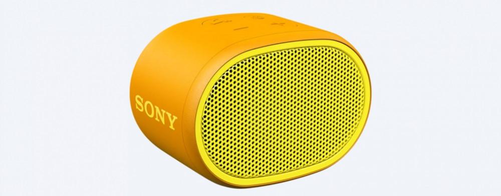 Sony SRS-XB01 Gul