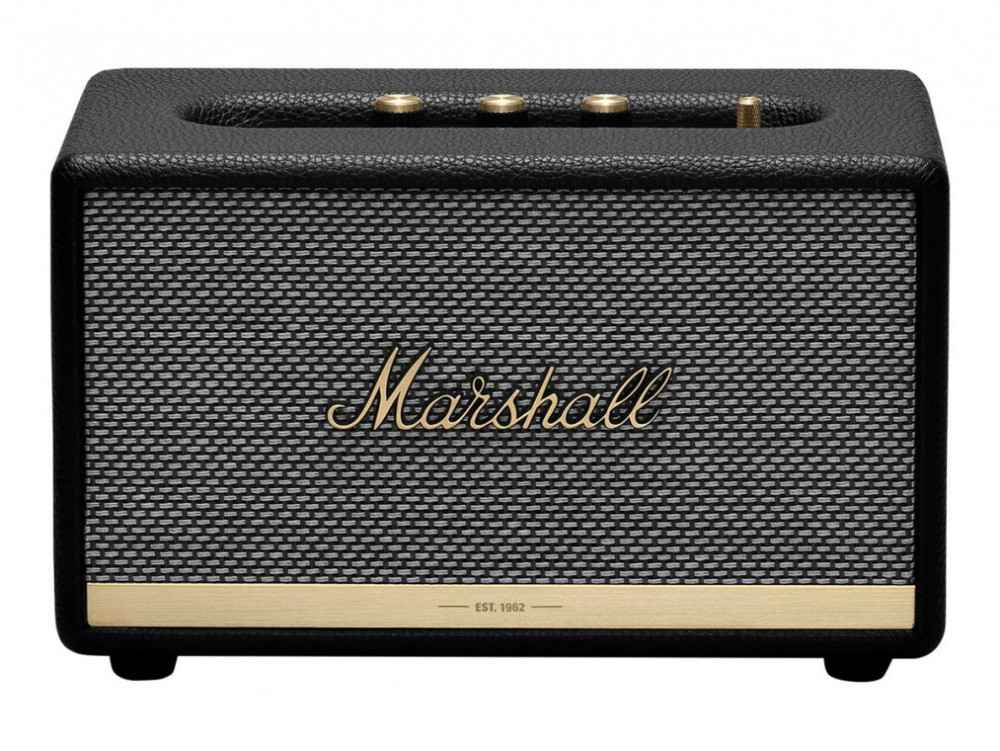 Marshall Acton II Bt Black