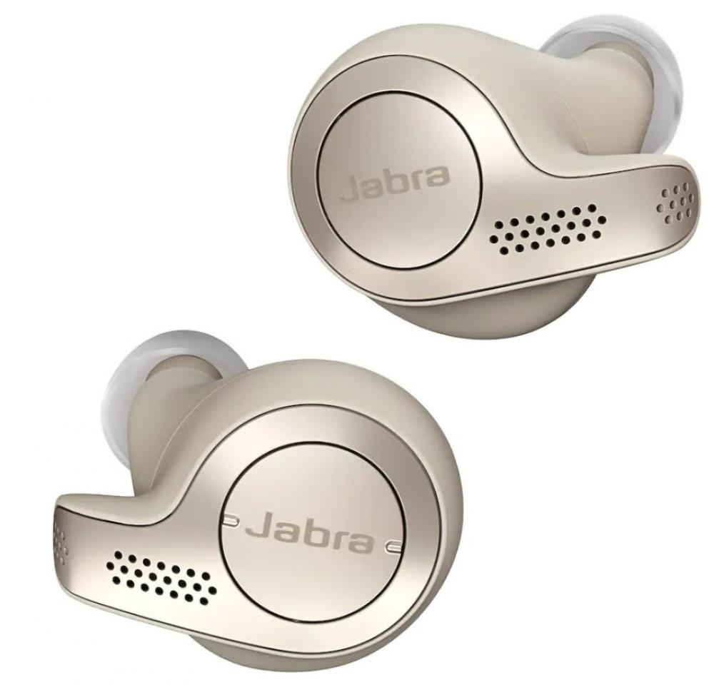 Jabra Mobile Jabra Elite 65T Emea Pack Gold Beige