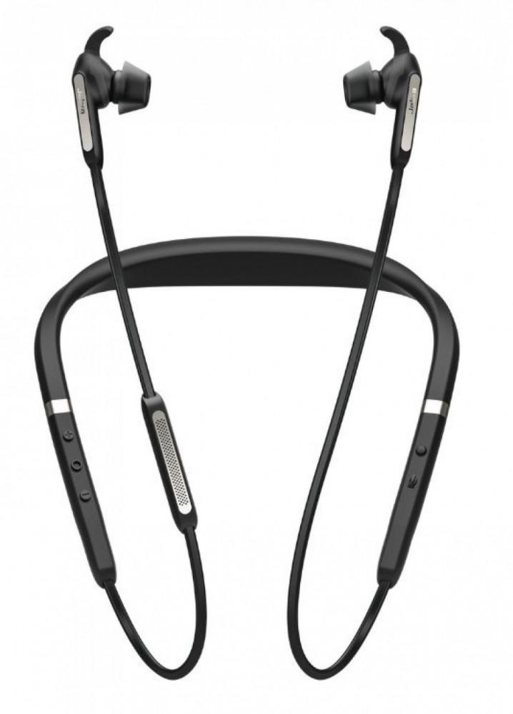 Jabra Mobile Elite 65E Anc Bluetooth Headset Titanium Black
