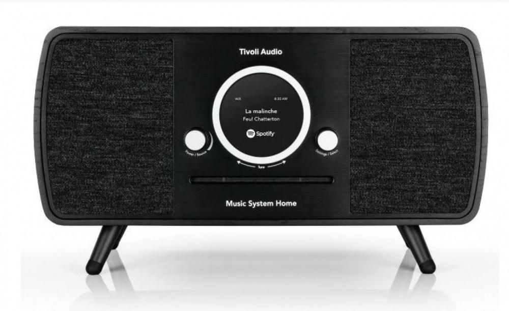 Tivoli Audio Tivoli Audio Music System Home Black/Black