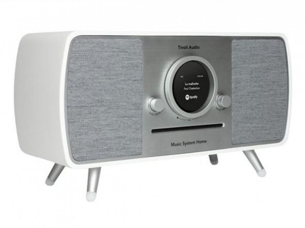 Tivoli Audio Tivoli Audio Music System Home White/Gray