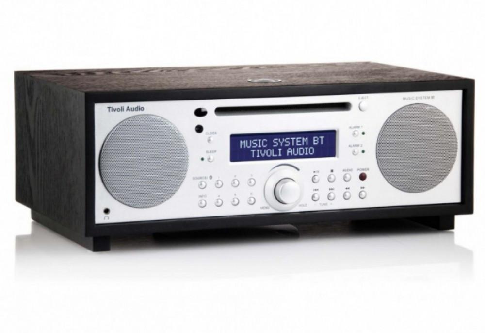 Tivoli Audio Tivoli Audio Music System BT  Tivoli Audio Music System BT Black
