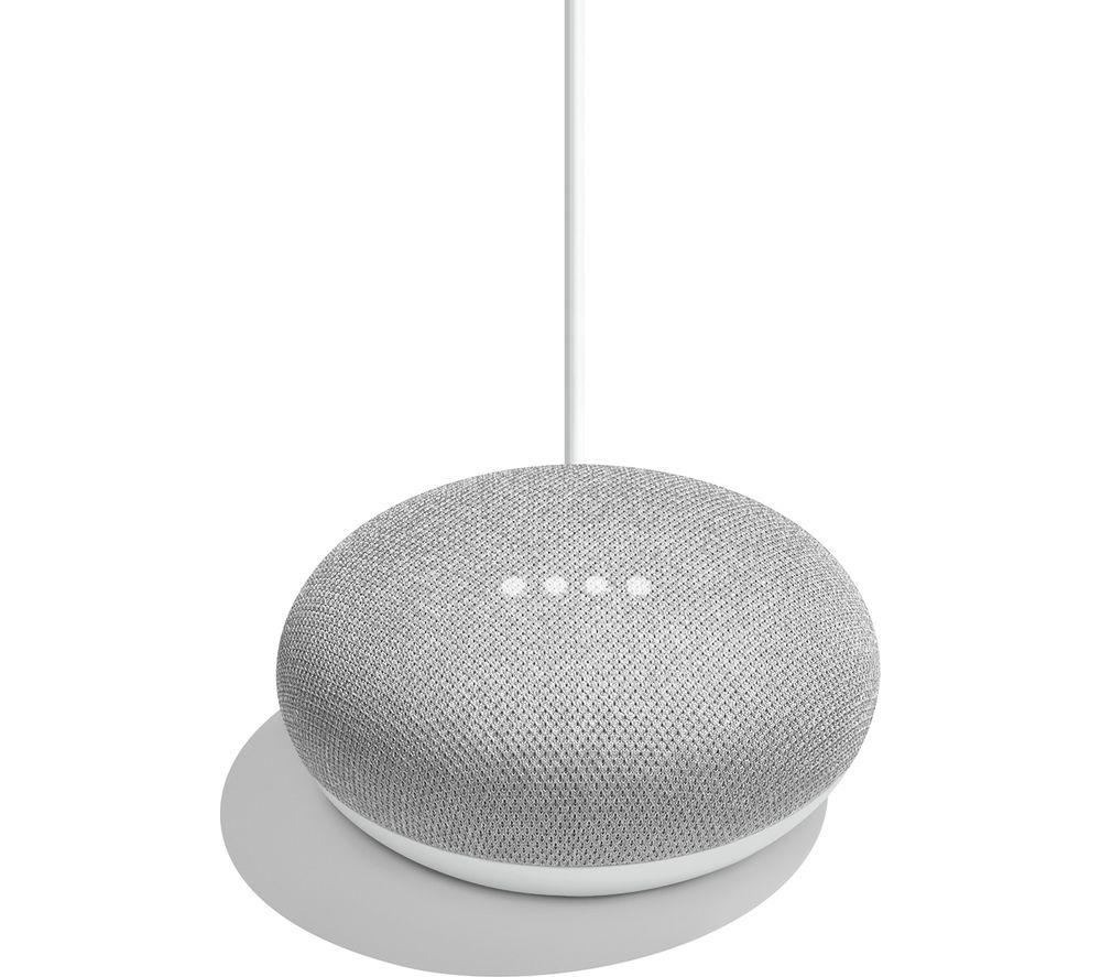 Google Home Mini Hallbäcks