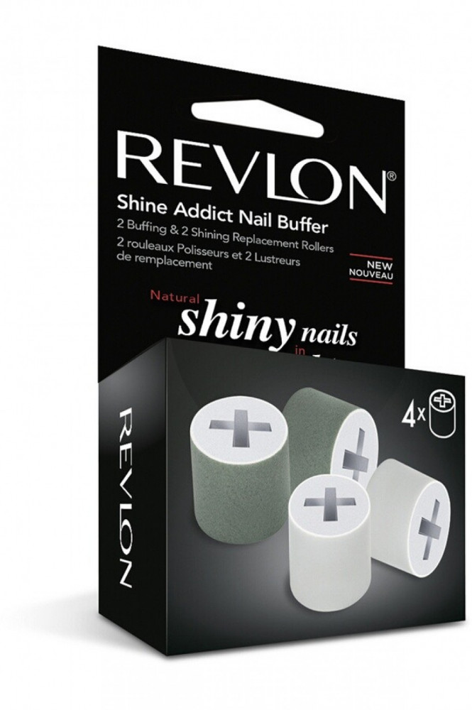 Revlon Shine Addict Nail Buffer Refill