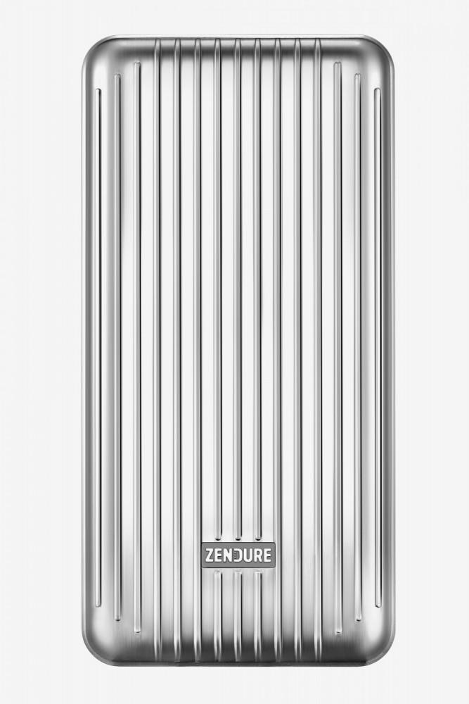 ZENDURE A6 PD bärbar laddare (20 000 mAh) A6 PD bärbar laddare (20 000 mAh) Slv