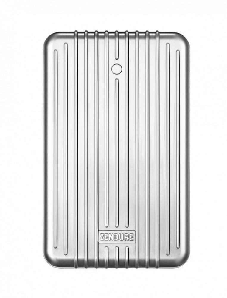 ZENDURE A8 PD Portable Charger 42W (26 800 mAh) A8 PD Portabel Powerbank 42W (26 800 mAh) Silver