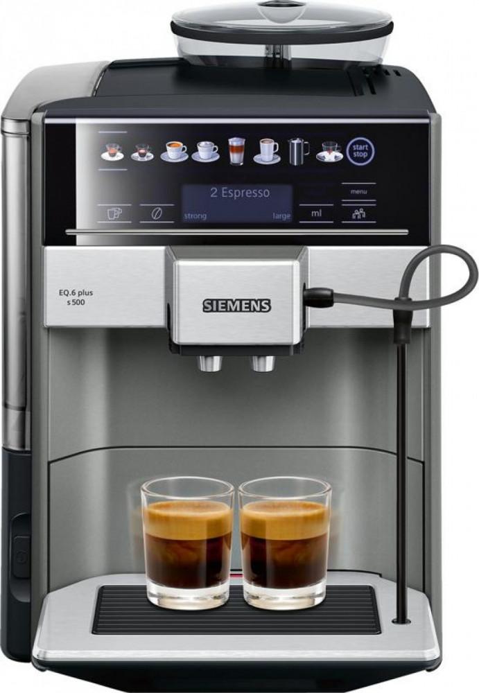 Siemens TE655319RW Helautomatisk kaffemaskin