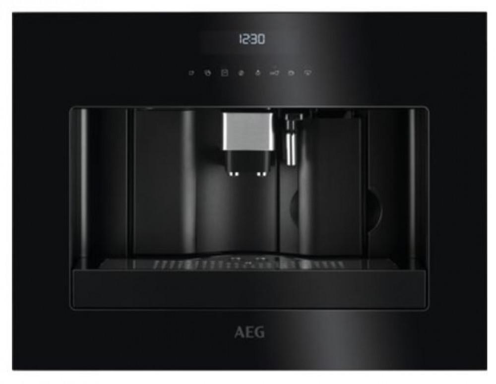 AEG KKE884500B Inbyggd kaffemaskin