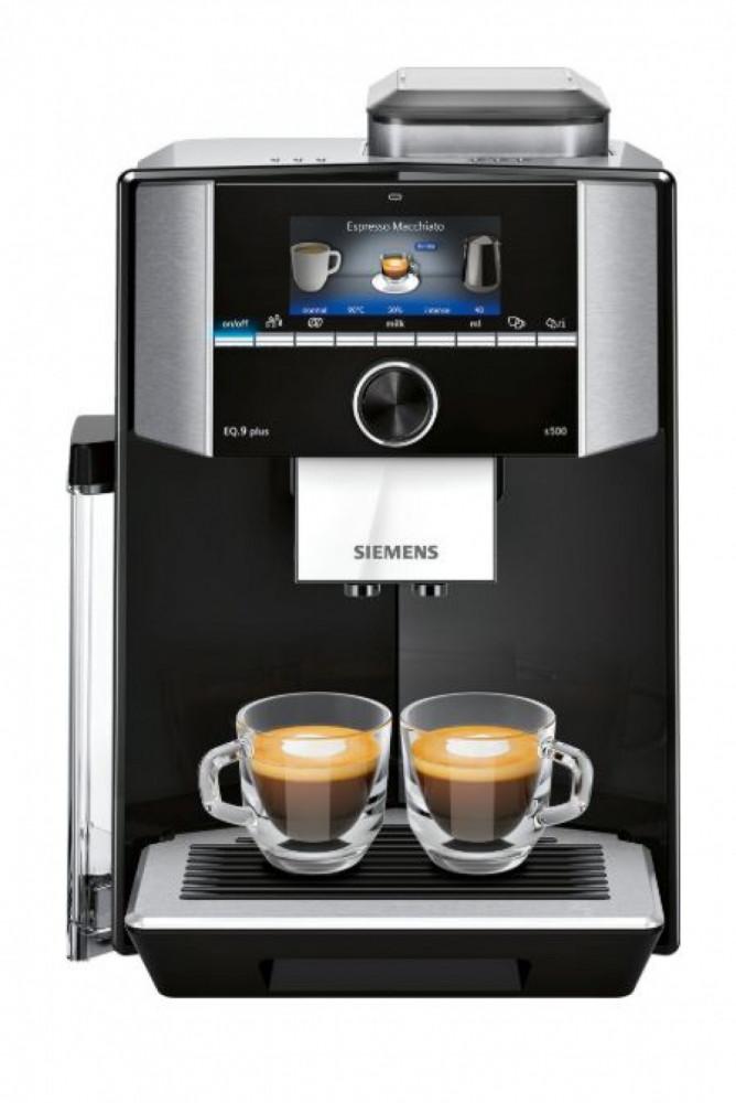 Siemens TI955209RW Helautomatisk kaffemaskin
