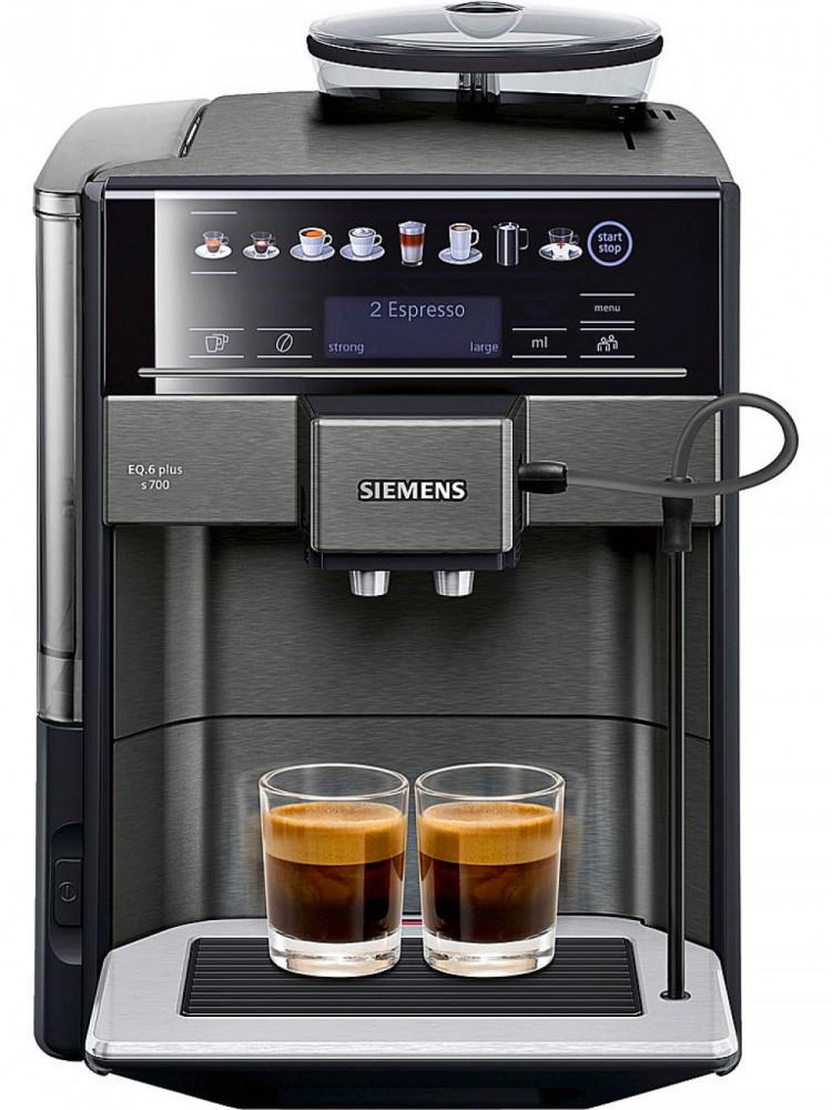 Siemens TE657319RW Helautomatisk kaffemaskin