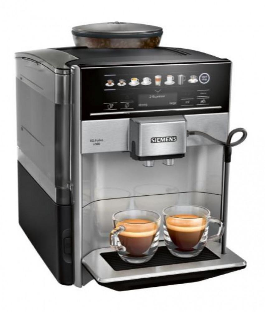 Siemens TE655203RW Helautomatisk kaffemaskin