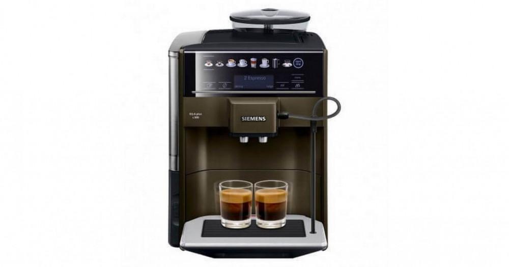 Siemens TE653318RW Helautomatisk kaffemaskin