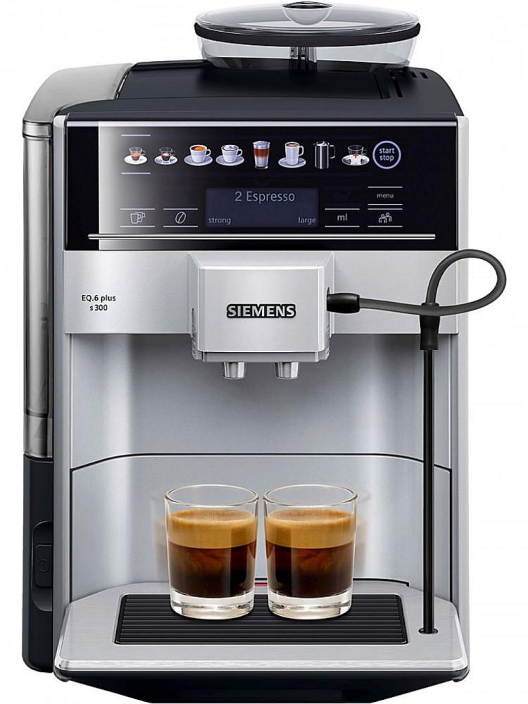 Siemens TE653311RW Helautomatisk kaffemaskin