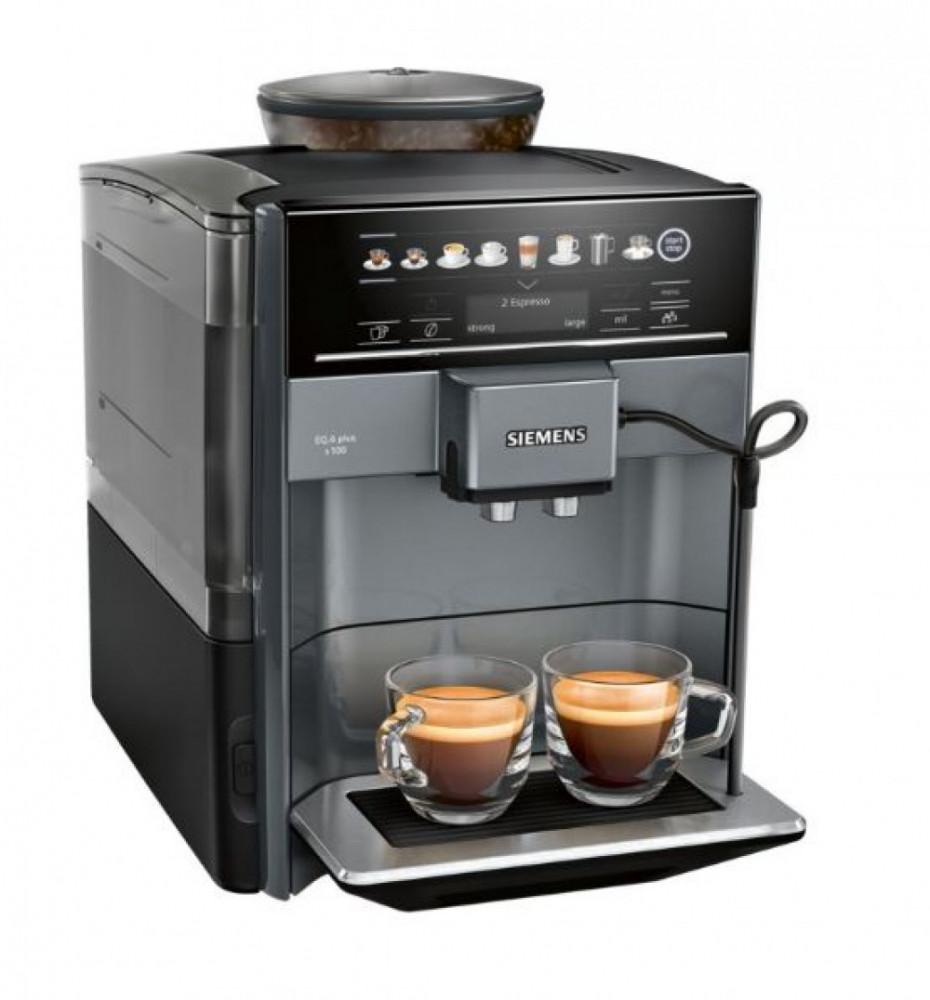 Siemens TE651209RW Helautomatisk kaffemaskin