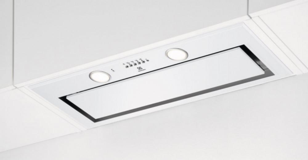 Electrolux LFG719W Integrerad köksfläkt 77 cm