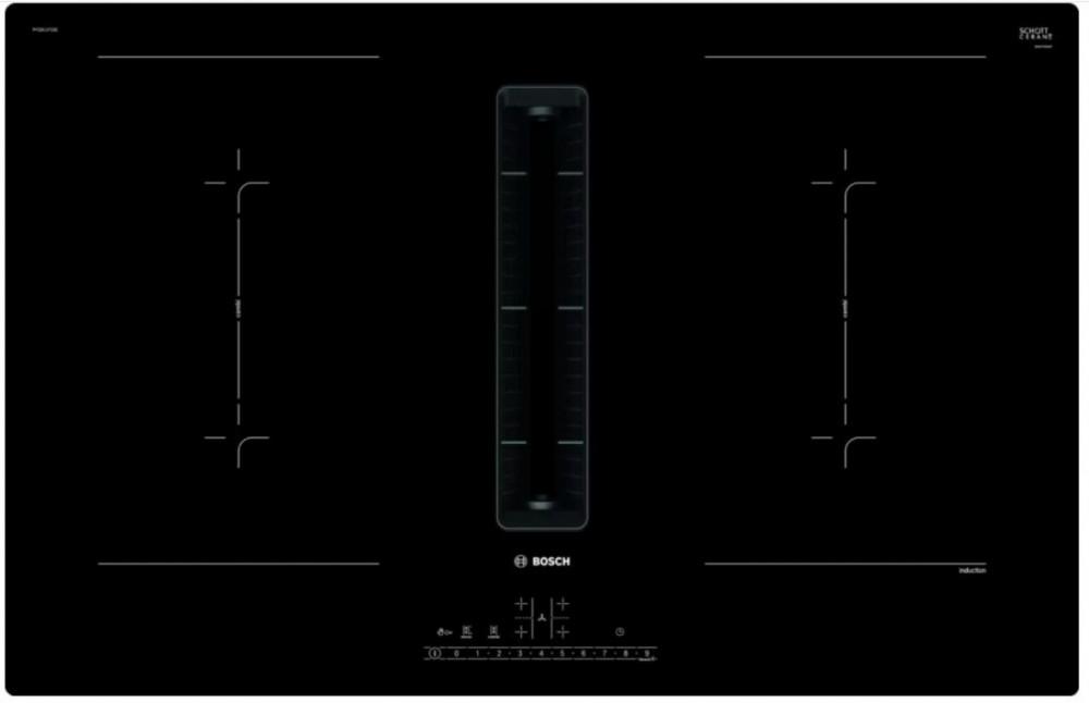 Bosch PVQ811F15E Fläkt/induktionshäll